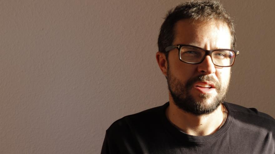 """El guionista Antonio Herrera quiere convertir Tiempo Sur en un festival """"de referencia""""."""