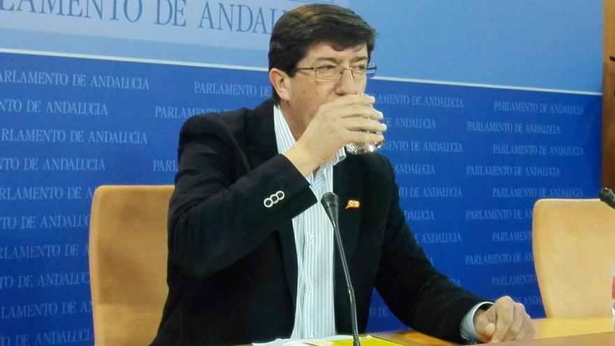 """Marín (C's) acusa a PP-A de pretender """"jugar con ventaja"""" en la comisión de investigación sobre formación"""