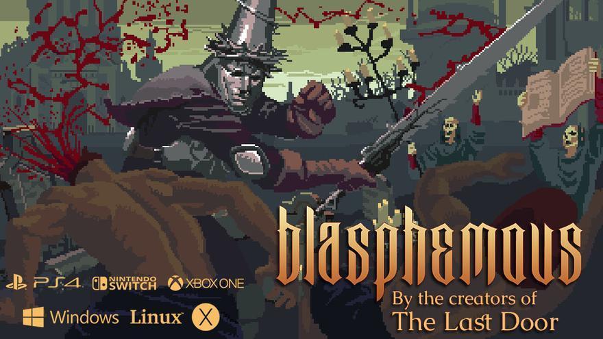 Blasphemous. The Game Kitchen