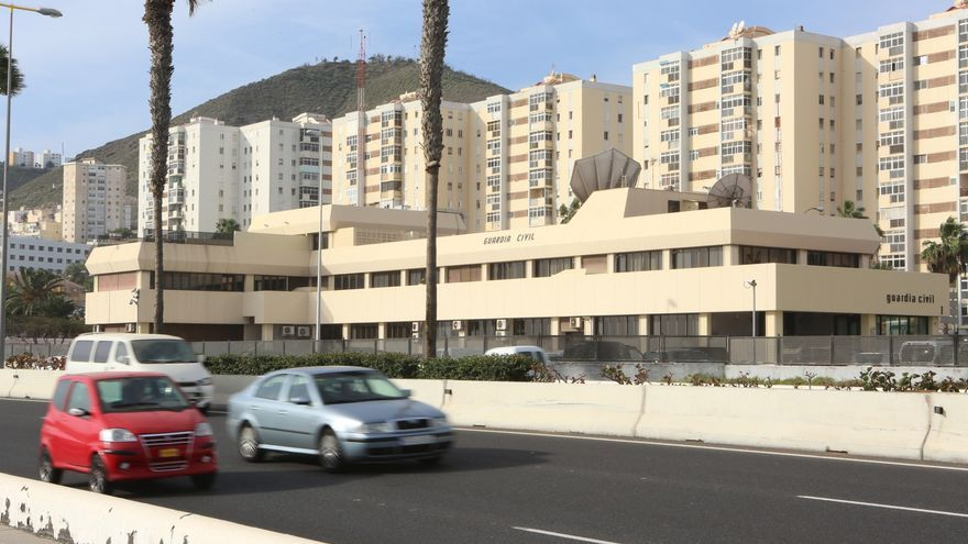 Comandancia de la Guardia Civil Las Palmas de Gran Canaria