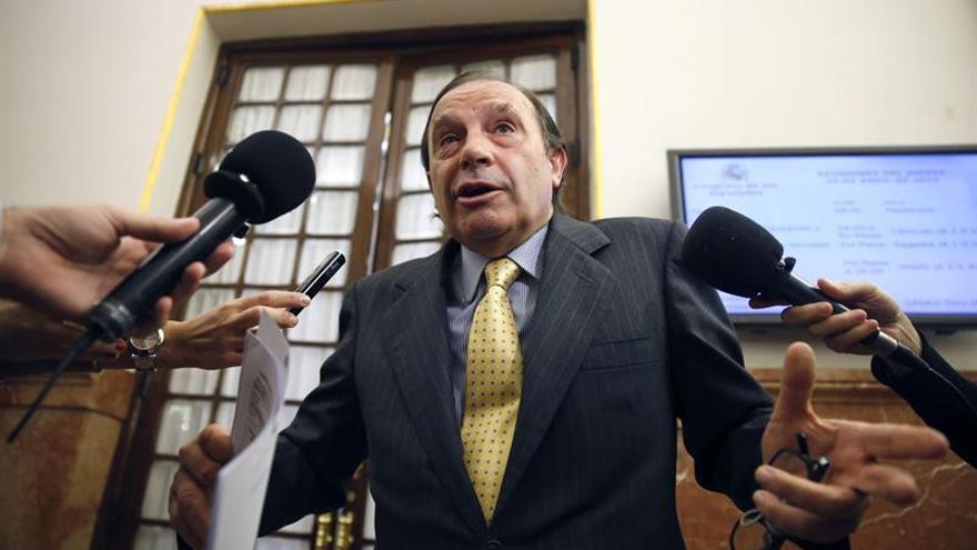 Torme aporta al juez documentos que acreditan los cobros en exclusiva de Pujalte