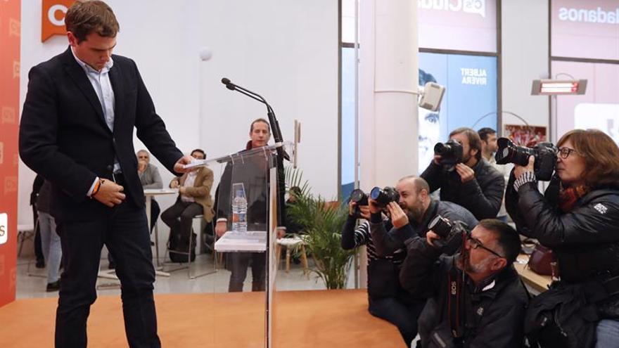 Rivera: La reforma de Renzi era una buena idea, pero sin consenso suficiente