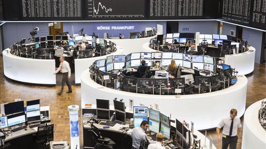 La Bolsa de Fráncfort baja un 0,12 por ciento en la apertura