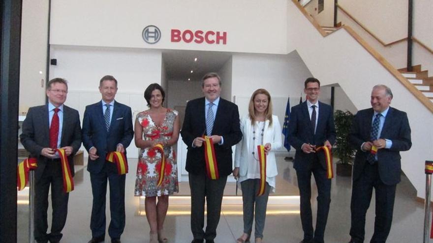 Inauguración del Bosch Competente Center de Santander.