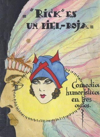 Portada de un manuscrito | http://jardielponcela.blogspot.com.es