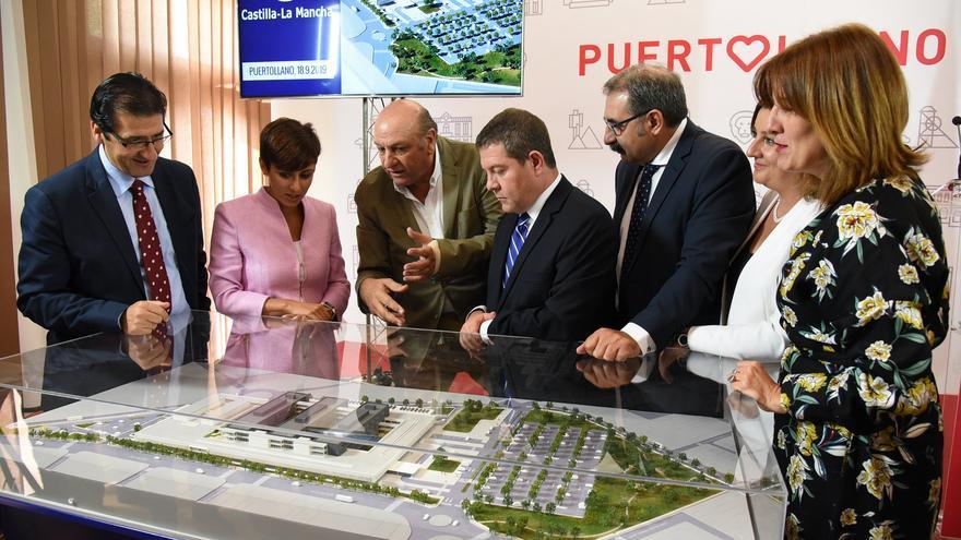 """El nuevo Hospital de Puertollano ofrecerá el servicio de Oncología Médica """"por primera vez"""" en la comarca"""