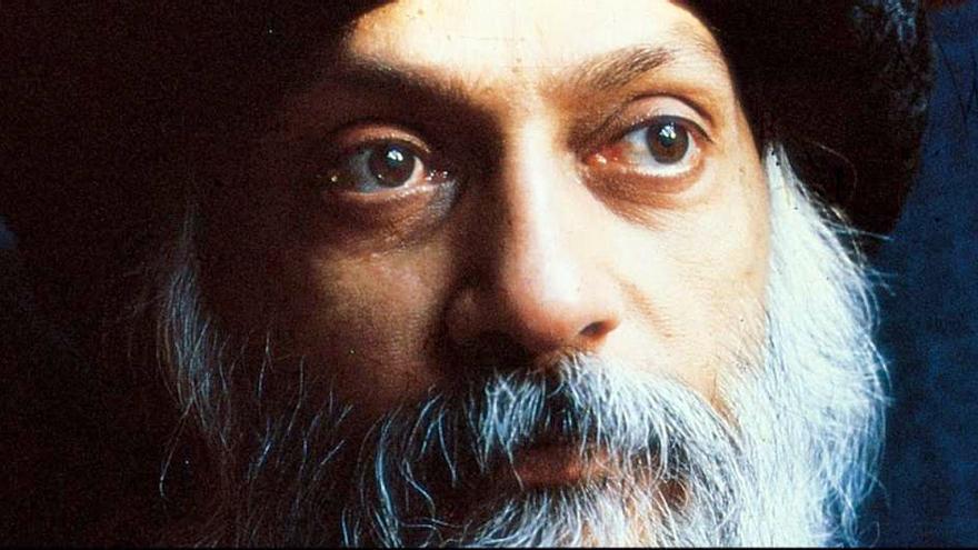 Bhagwan Rajneesh, gurú del movimiento Osho