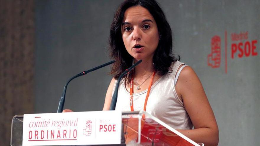 """Sara Hernández cree que la propuesta de Pedro Sánchez es """"responsable y coherente"""""""