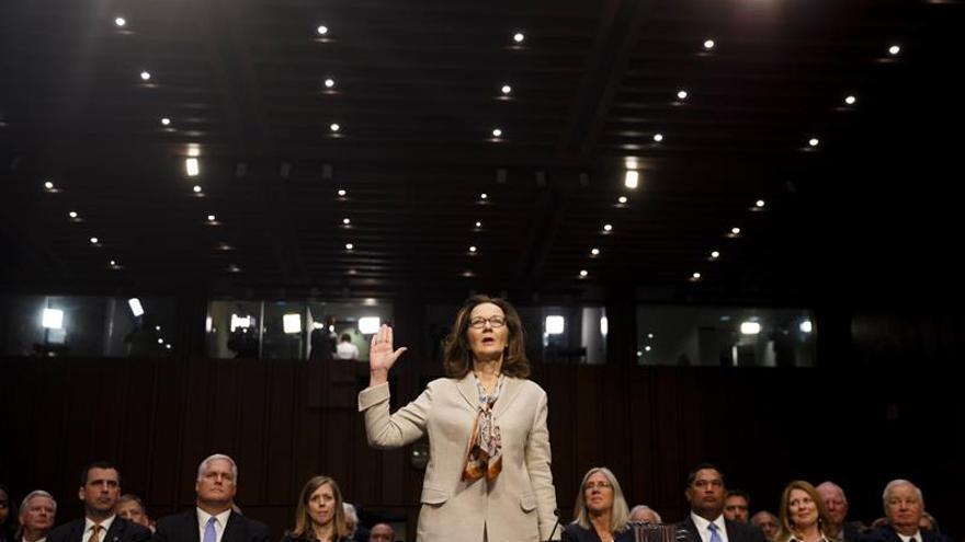 El Senado de EE.UU. confirma a Gina Haspel como la primera mujer para dirigir la CIA
