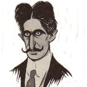 Caricatura de Barriobero | kaosenlared.net