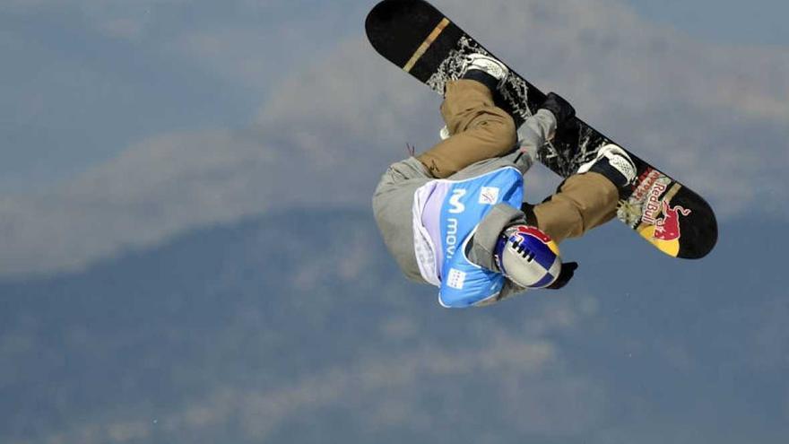 El belga Seppe Smits se proclamó este sábado campeón del mundo de slopestyle de snowboard