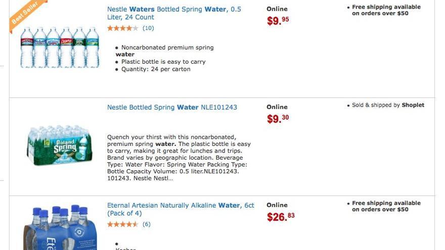 Web Wal-Mart