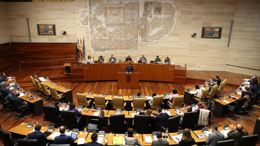Asamblea Parlamento Extremadura