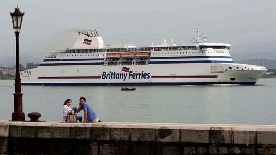 Brittany Ferries y Santander: 40 años de simbiosis y desarrollo mutuo