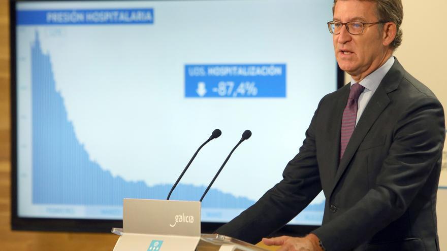 Galicia restringirá reuniones y pedirá pruebas para entrar en hostelería
