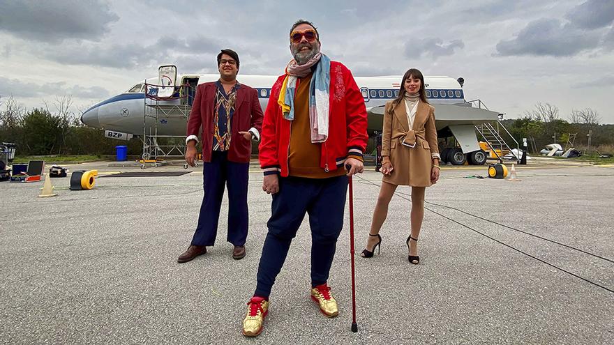 'Maricón Perdido', la serie de Bob Pop para TNT, inicia su rodaje y anuncia su reparto con 4 caras conocidas