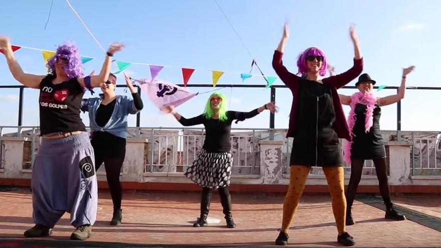 El merengue feminista para el 8M