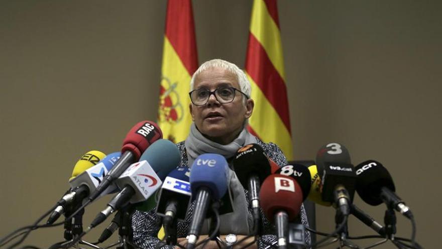 La fiscal de Barcelona desiste de denunciar los insultos en el juicio del 9N