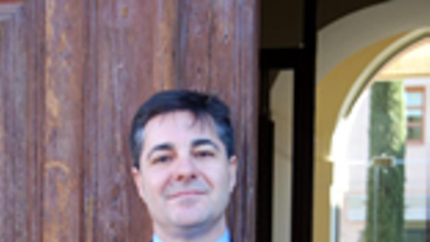 Tomás López Moraga, gerente de la UCLM / Foto: UCLM