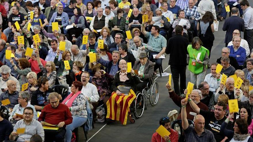 La ANC pedirá unidad pero no lista única independentista si hay elecciones