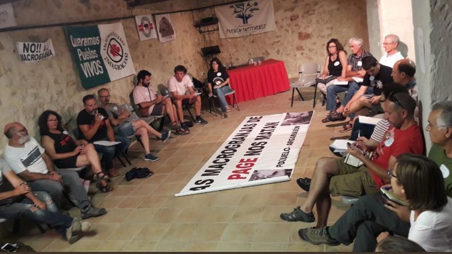 III Encuentro Regional de plataformas contra las macrogranjas en Castilla-La Mancha