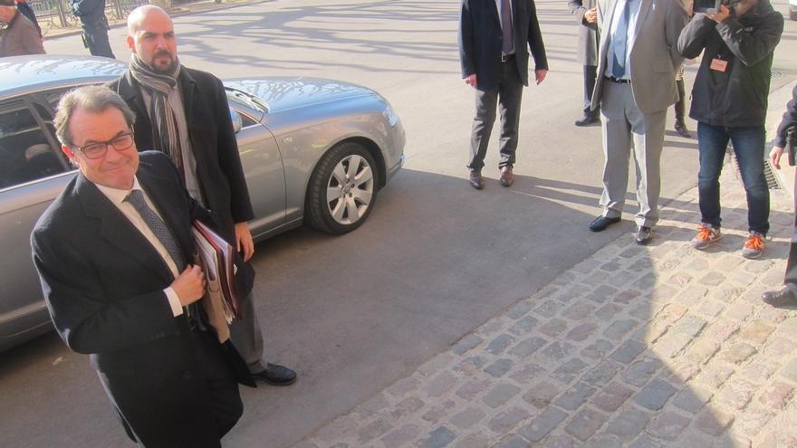 Empieza la comparecencia de Artur Mas en la comisión sobre el caso Pujol del Parlament