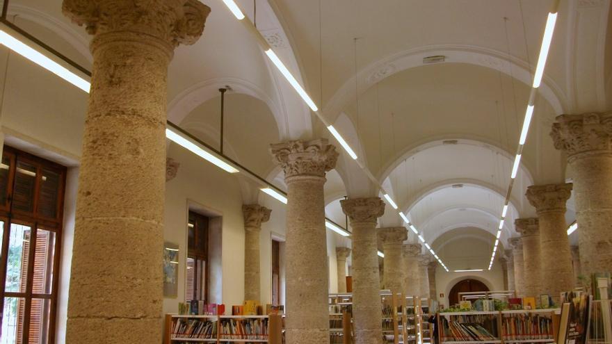Biblioteca Pública de Valencia