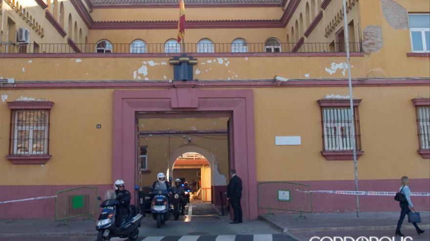 Agentes de Policía saliendo de Campo Madre de Dios | MADERO CUBERO