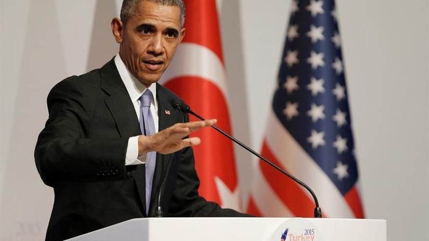 """Obama insta a """"todos los partidos"""" de Turquía a apoyar al Gobierno legítimo"""