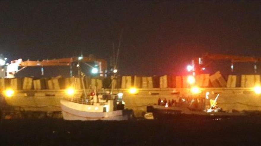 Israel frena un nuevo intento de romper el bloqueo a Gaza
