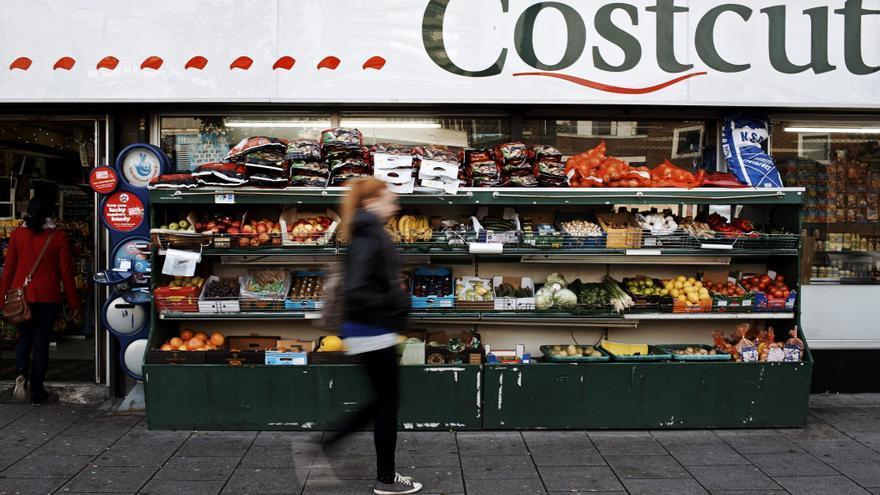 La inflación interanual de la OCDE se redujo hasta el 1,9 por ciento en noviembre