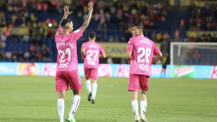 Viera y Pedri, las dos sensaciones de la UD Las Palmas en la actualidad.