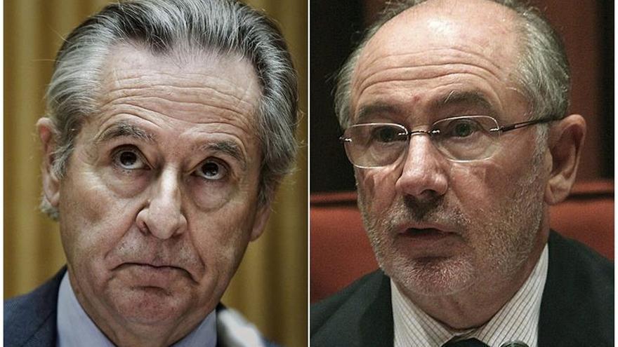 Las tarjetas opacas de Caja Madrid sientan en el banquillo a Blesa y Rato