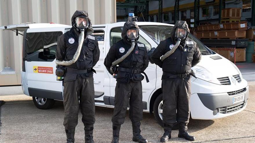 El G7 convierte Biarritz en una ciudad blindada