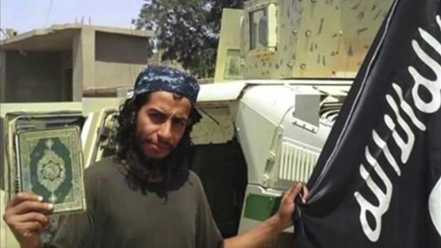 Abaaoud fue filmado la noche de los atentados cerca del coche de un comando