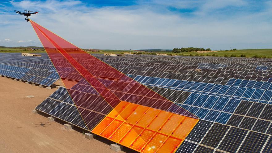 Cómo pueden utilizarse los drones al servicio de las energías renovables