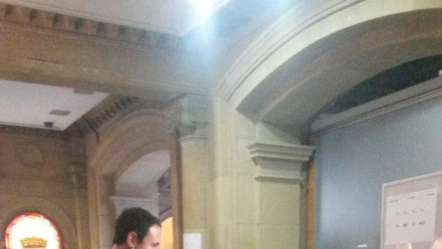 """Arraiz cree que """"unionistas"""" como Podemos e independentistas como EH Bildu pueden colaborar en derecho a decidir"""