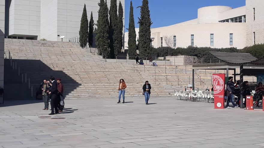 Plaza Jara Carrillo de la UMU