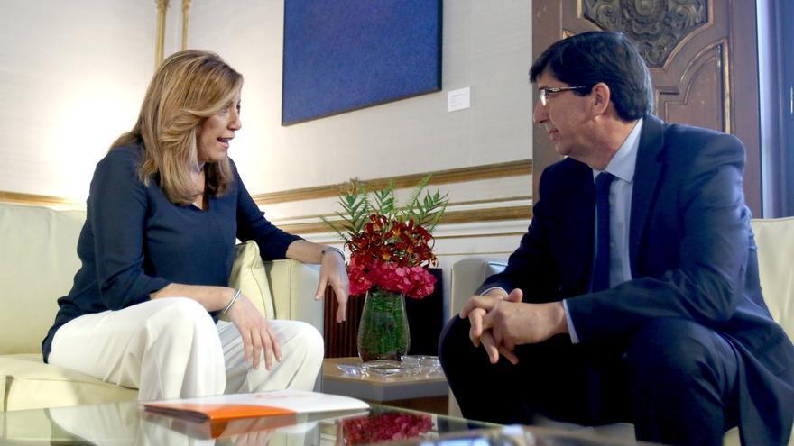 """Marín apunta a un """"acuerdo"""" entre PSOE-A y PP-A para renovar la RTVA y Junta lo niega y dice que se sigue dialogando"""