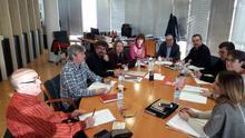 Reunión del Consell Rector de la CVMC