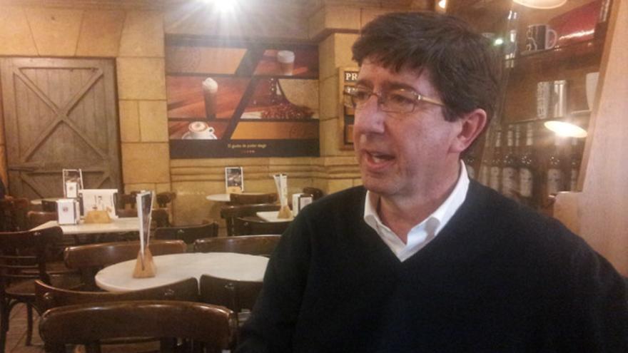 Juan Marín Ciudadanos Andalucía