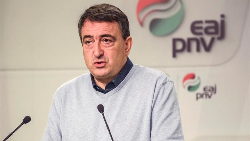 PNV, al rey: El mayor legado debería ser el reconocimiento de la nación vasca