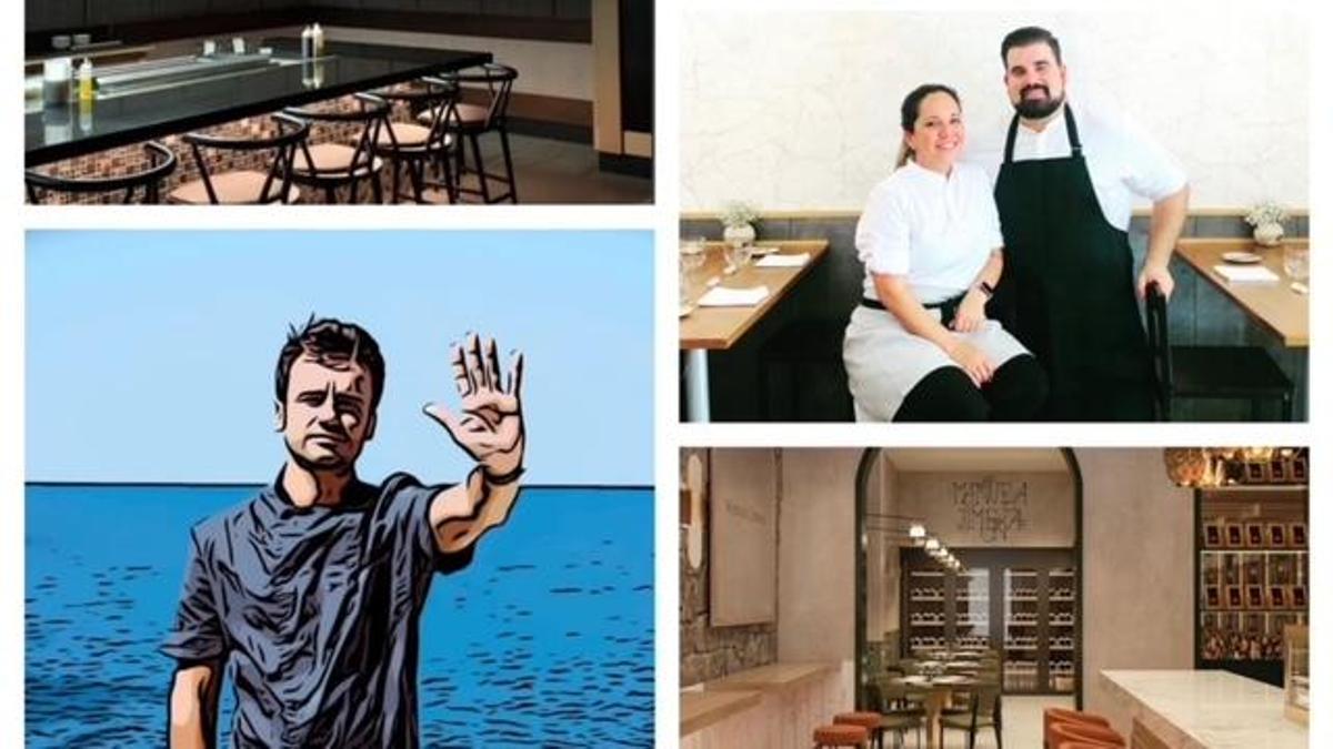 Propuestas gastronómicas para este otoño en Gran Canaria.