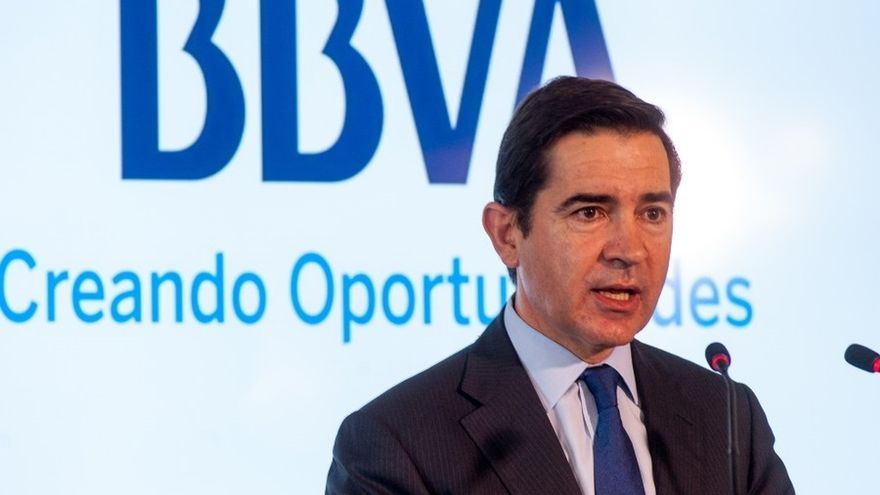 CC.OO. exige a Torres que resuelva la incertidumbre en la plantilla de BBVA por el escándalo de las escuchas