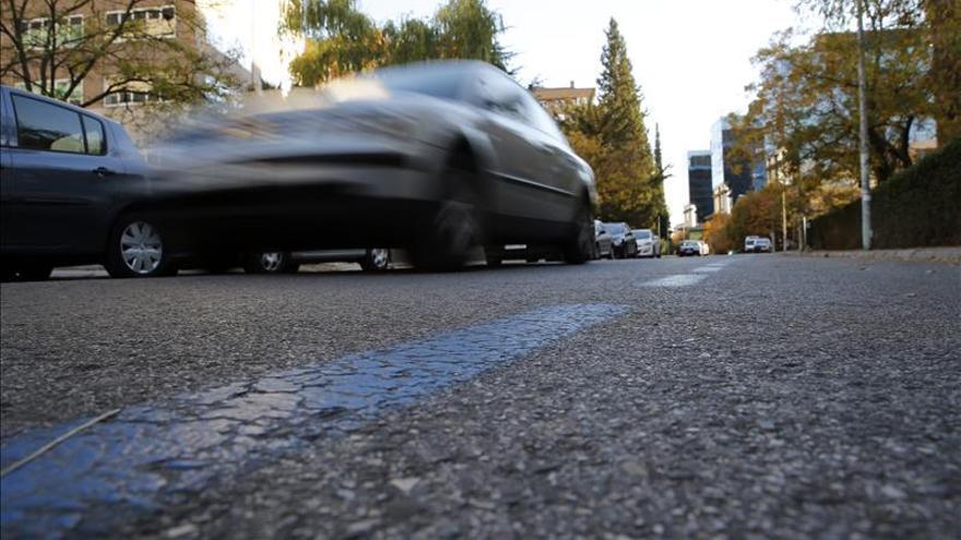 Quince muertos en doce accidentes de tráfico durante el fin de semana