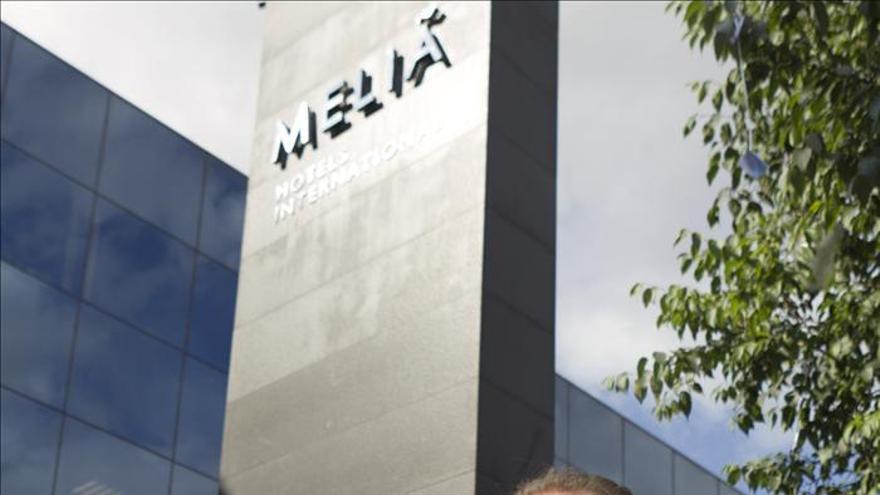 Meliá obtuvo un beneficio de 37,3 millones en 2012, un 7 por ciento inferior a 2011