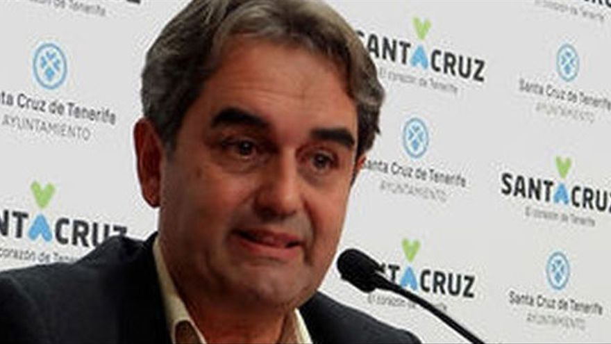 Resultado de imagen de Pedro Fernández Arcila, portavoz de Sí se puede en el Ayuntamiento de Santa Cruz de Tenerife