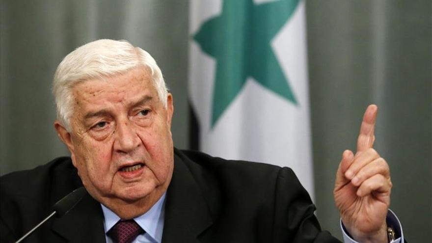 El ministro sirio de exteriores dice que su gobierno est for Gobierno exterior