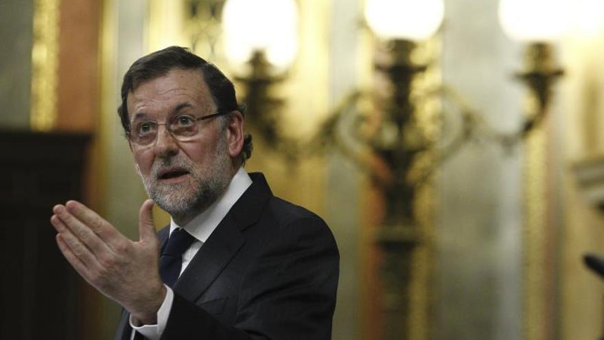"""Rajoy pide a Mas que diga """"la verdad"""" sobre las consecuencias de su propuesta"""