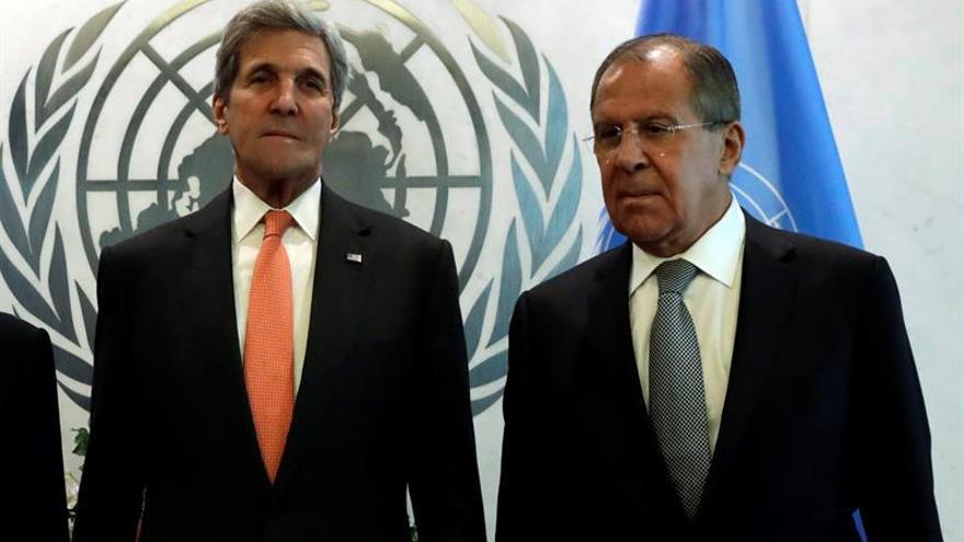 Lavrov anuncia un acuerdo con Kerry para nuevas consultas sobre Alepo (Siria) en Ginebra